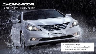 Brosur Hyundai Sonata